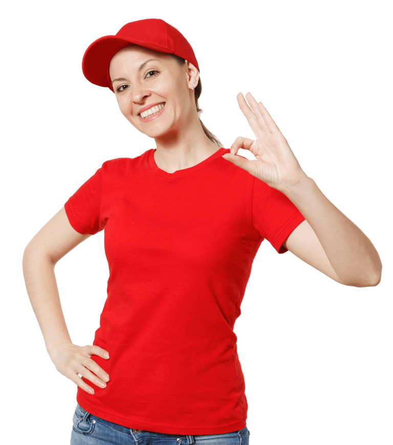 Person-with-Cap-Red